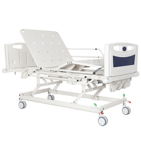 Maidesite MD-N04 Three Cranks Manual Hospital Bed