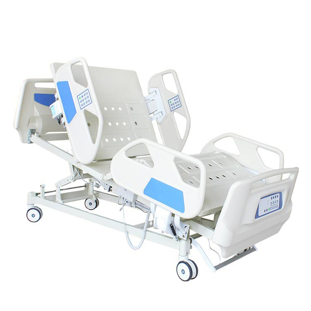 MD-BD5-001 ICU 5 Functions Electric Hospital Nursing Bed