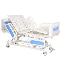 MD-BD5-005 EMC Certificate Cheap 5 Functions Electric Hospital Bed Medical With Motors Power