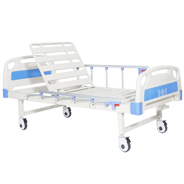 MD-BS1-002 Manual 1 Crank Hospital Bed