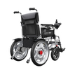 Portable DLY-810 Foldable Electric Wheelchair With Shock Absorber