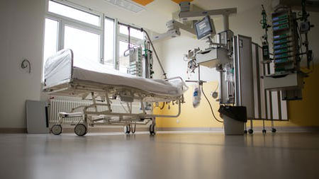 Top 3 Benefits of Hospital Beds